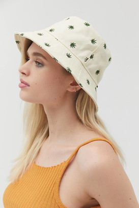 Urban Outfitters Embroidered Bucket Hat