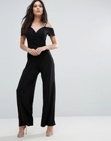 Love Crossover Front Jumpsuit
