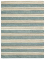 Barclay Butera Ripple Seascape Area Rug by Nourison (3'6 x 5'6)