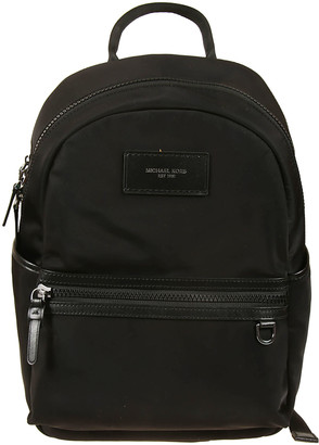 Michael Kors Logo Patched Backpack