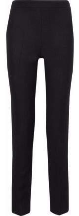 Giambattista Valli Stretch-Wool Straight-Leg Pants