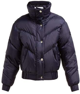 Cordova The Snowbird Quilted Down Jacket - Womens - Blue