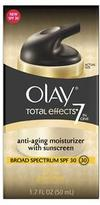 Olay Total Effects 7-in-1 Anti-Aging Face Moisturizer with SPF 30