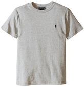 Polo Ralph Lauren 20/1 Jersey Crew Neck Tee Boy's T Shirt