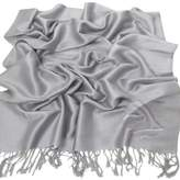 CJ Apparel Solid Color Nepalese Shawl Pashmina Scarf Shawls Pashminas Wraps NEW