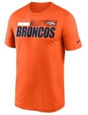Nike Denver Broncos Men's Legend Sideline T-Shirt