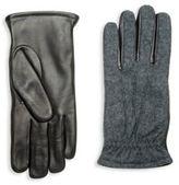 Hilts-Willard Hilts Willard Robert Cashmere & Wool Blend Gloves