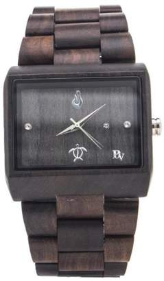 Bean & Vanilla Black Sandalwood Watch