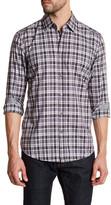 HUGO BOSS Lukas Plaid Long Sleeve Regular Fit Shirt