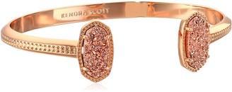 Kendra Scott Elton Bracelet Gold Iridescent Drusy One Size