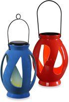 Kenroy Home Leaves Solar Hanging Lantern