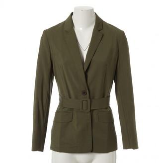 ENVELOPE1976 Envelope 1976 Khaki Wool Jacket for Women
