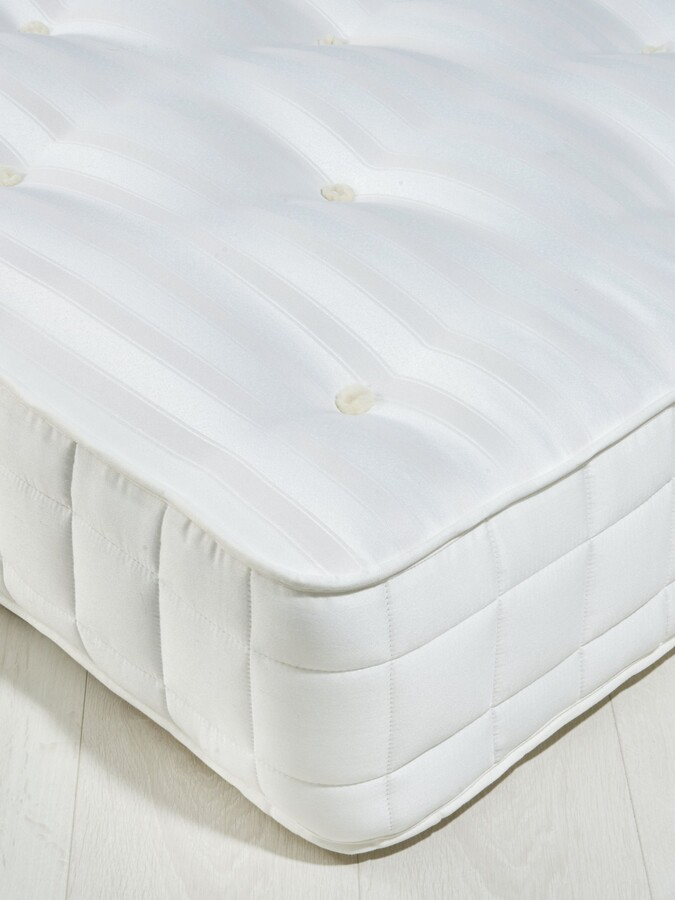 John Lewis & Partners Classic Collection Ortho Support 1000 Pocket Spring Mattress, Firm Tension, Super King Size
