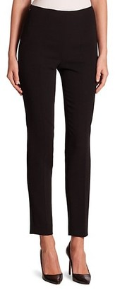Akris Melissa Double-Face Wool Pants