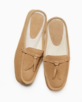 Soma Intimates Greenwich Slippers Cappuccino