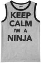 Crazy 8 Ninja Tank