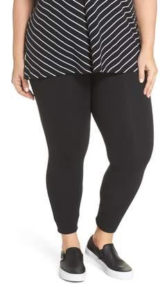 Lysse Harper High Waist Leggings (Plus Size)