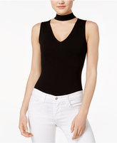 Bar III Choker Bodysuit, Only at Macy's