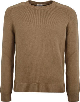 Saint Laurent Rib Knit Sweater