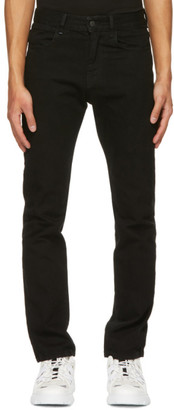 McQ Black Slim-Fit Jeans