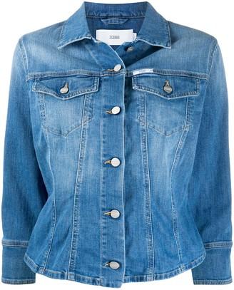 Closed Denim Long Sleeve Jacket