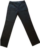 Burberry Black Wool Trousers