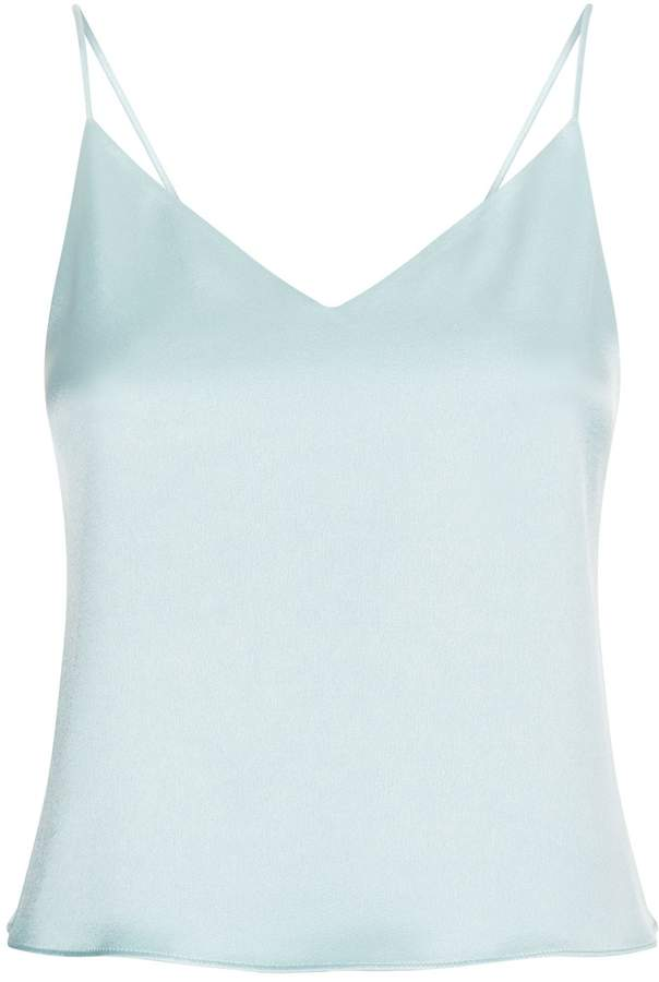 Alice + Olivia Lauren Silk Cami Top