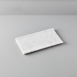 west elm Foundations White Marble Trays