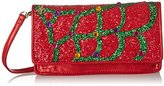 Irregular Choice Womens Festive Fun Bag Clutch