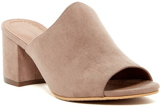 14th & Union Hayzel Block Heel Mule