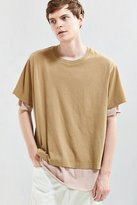 Urban Outfitters Boxy Double Layer Tee