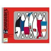 Djeco Memory game Sardines