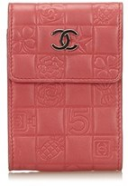 Chanel Pre-owned: Lambskin Phone Case.