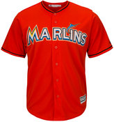 Majestic Men's Miami Marlins Replica Jersey