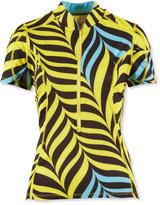 L.L. Bean Shebeest S Cut Cycling Jersey, Short-Sleeve Womens