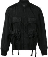 Kokon To Zai bomber jacket - men - Polyester - S