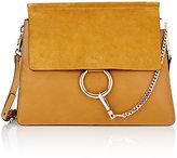 Chloé Women's Faye Medium Shoulder Bag-GOLD