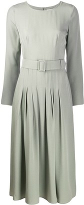 Goat Josephine belted dress