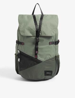SANDQVIST Kasper recycled nylon backpack