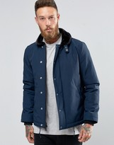 Penfield Ashwood Thermolite Jacket Faux Shearling Collar