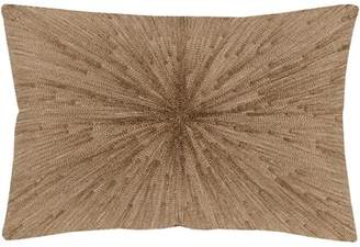 """Wade Logan Baran Cotton Pillow in Cover Color: Copper, Size: 13"""" H x 19"""" W x 0.25"""" D"""