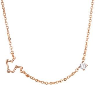 Lauren Conrad Astrology Star Map Necklace