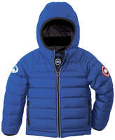 Canada Goose Kids' Bobcat Hooded Jacket, Royal Blue