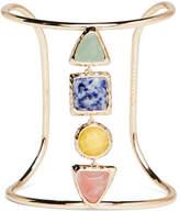BCBGMAXAZRIA Natural Stone Bracelet