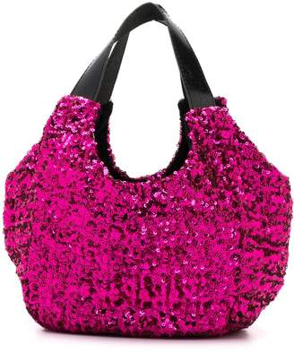 Comme des Garcons Pre-Owned sequinned bag