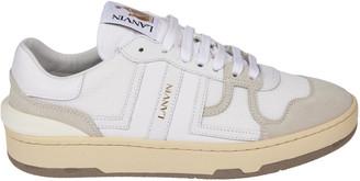 Lanvin Tennis Low Top Sneakers