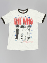 Junk Food Clothing Toddler Boys The Who Tee-su/jb-3t