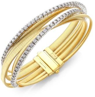 Marco Bicego Masai Diamond Tennis Bracelet