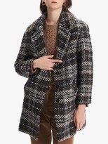 Gerard Darel Paul Wool Coat, Brown