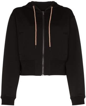 Varley hooded zip sweatshirt